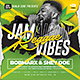 Jamaican Reggae Music Flyer - GraphicRiver Item for Sale