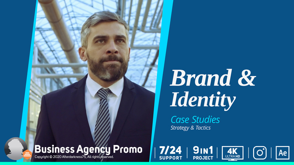 Business Agency Promo