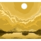Summer Rural Landscape - GraphicRiver Item for Sale