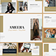 Ameera - Presentation Template - GraphicRiver Item for Sale