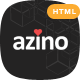 Azino - Nonprofit Charity HTML Template - ThemeForest Item for Sale