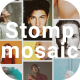 Mosaic Stomp Multi Photo Logo - VideoHive Item for Sale
