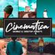 Cinematica Mobile & Desktop Lightroom Presets - GraphicRiver Item for Sale