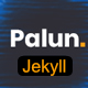 Palun - Portfolio Jekyll Theme - ThemeForest Item for Sale