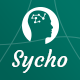 Sycho - Psychology PSD Template - ThemeForest Item for Sale