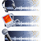 Music banners - GraphicRiver Item for Sale