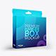 Retail Hanger Box Mockup - GraphicRiver Item for Sale