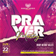 Prayer Conference Church Flyer/Poster - GraphicRiver Item for Sale