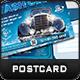 Car Wash Postcard Template - GraphicRiver Item for Sale