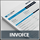 Action Invoice Template - GraphicRiver Item for Sale