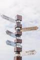 Distance marker at Cape Point - PhotoDune Item for Sale