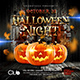 Halloween Night Flyer 2 - GraphicRiver Item for Sale