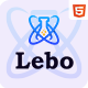 Lebo - Scientific Research HTML Template - ThemeForest Item for Sale
