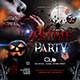 Zombie Party Flyer - GraphicRiver Item for Sale