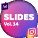 Instagram Stories Slides Vol. 14 - VideoHive Item for Sale
