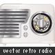 Retro Radio 01 - GraphicRiver Item for Sale