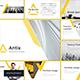 Antix - Presentation Templaet - GraphicRiver Item for Sale