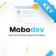 Mobodev User Interface Keynote Template Fully Animated - GraphicRiver Item for Sale