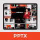 New Normal Presentation Template - GraphicRiver Item for Sale