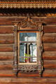 Wooden Windows With Frames, Traditional Old  Russian Architecture - PhotoDune Item for Sale