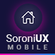 Soroniux Mobile HTML template with Bootstrap and Framework 7 - ThemeForest Item for Sale