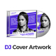 Modern DJ Mix / Album CD Cover Artwork Template - GraphicRiver Item for Sale
