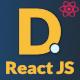 Deneb - Creative Portfolio React JS Theme - ThemeForest Item for Sale