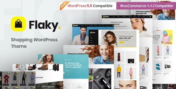Review: Flaky - An eCommerce Theme free download Review: Flaky - An eCommerce Theme nulled Review: Flaky - An eCommerce Theme