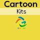 Cartoon Sneaky Funny Clarinet Kit