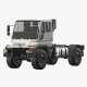 Mercedes Benz Unimog U500 - 3DOcean Item for Sale