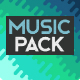 Electronic Technology Music Pack