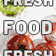 Vegetarian Fresh Food Logo - VideoHive Item for Sale