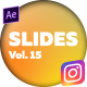 Instagram Stories Slides Vol. 15 - VideoHive Item for Sale