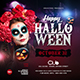 Happy Halloween Flyer 2 - GraphicRiver Item for Sale