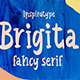 Brigita - GraphicRiver Item for Sale