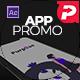Fast App Promo - Dark Theme - VideoHive Item for Sale