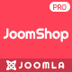 JoomShop - Responsive Joomla JoomShopping Template - ThemeForest Item for Sale