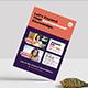 Online Conference Flyer - GraphicRiver Item for Sale