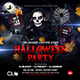 Halloween Party Flyer 3 - GraphicRiver Item for Sale