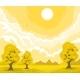 Autumn Landscape Background - GraphicRiver Item for Sale