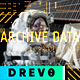 Archive Data/ Science Opener/ Digital Slideshow/ Cosmos/ Astronauts/ Timeline/ History/ Glitch Promo - VideoHive Item for Sale
