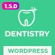 Dentistry – Dental Clinic WordPress Theme - ThemeForest Item for Sale