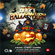 Happy Halloween Flyer 3 - GraphicRiver Item for Sale