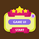 Game Icons Asset Flat Style Design Vector UI - GraphicRiver Item for Sale