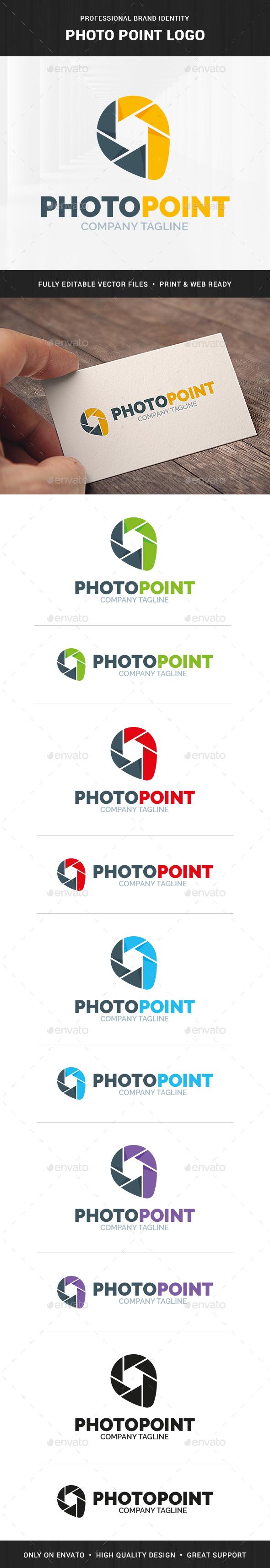 Photo Point Logo