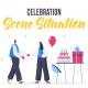 Celebration - Scene Situation - VideoHive Item for Sale