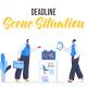Deadline - Scene Situation - VideoHive Item for Sale