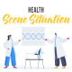 Health - Scene Situation - VideoHive Item for Sale