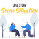 Love story - Scene Situation - VideoHive Item for Sale