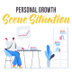 Personal growth - Scene Situation - VideoHive Item for Sale